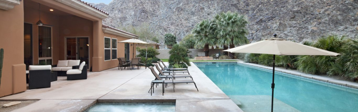 caring for tucson homes with pools