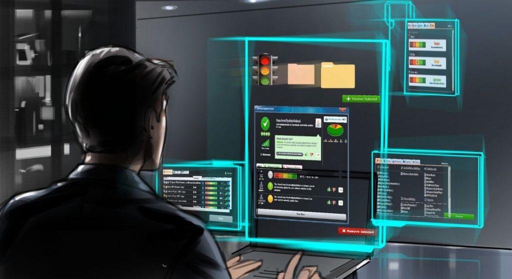 komponen komputer pada komputer generasi kelima