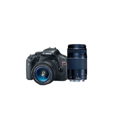 Good DSLR Under 500 Dollars Image 4
