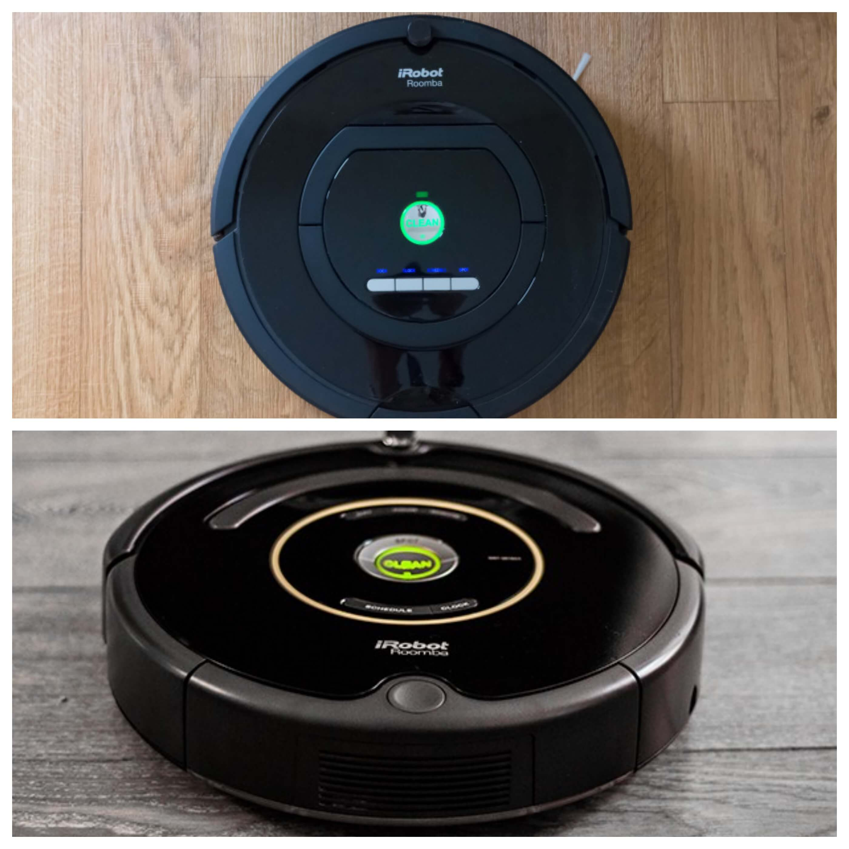 ... Roomba Hardwood Floors Scratches By 100 Irobot For Hardwood Floors  Roomba 890 Robot Vacuum ...