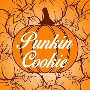 PUNKIN COOKIE GRAPGIC