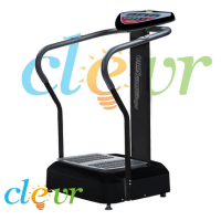 Black Pro 1000w Crazy Fit Full Body Vibration Machine Review