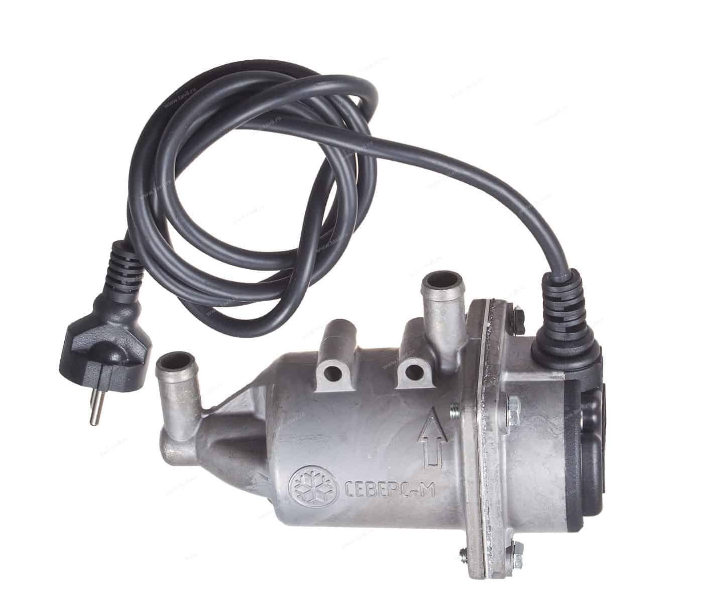 Incalzitor pe apa Binar 5S cu panou comanda PU27, 12V, pe motorina - tvexpert.ro