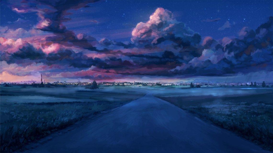 Wallpaper Pemandangan Anime Telepon 4k Altair Gate News