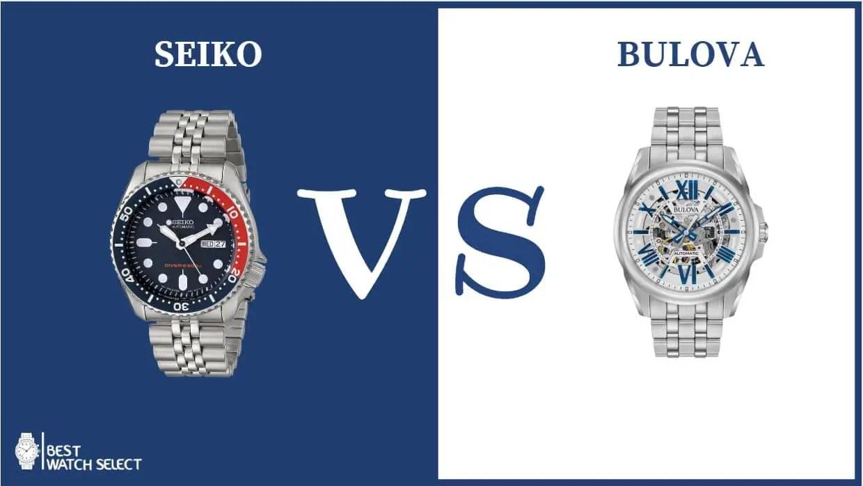 Seiko vs Bulova Complete Guide