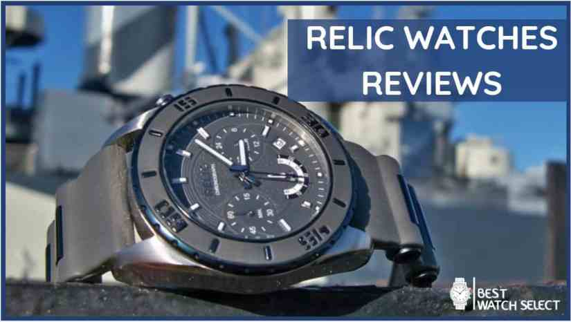 relic watches reviews