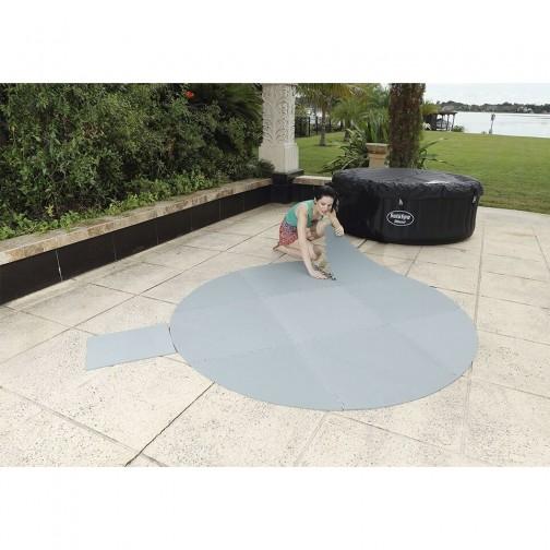 tapis de sol pour toutes les tailles de