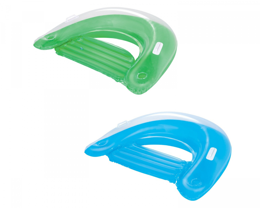fauteuil gonflable pour piscine lazy lounge sit n ease 1 52 m x 99 cm