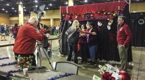 Salvation Army Christmas 2015 Phoenix Convention Center