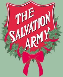 Salvation Army Christmas Dinner
