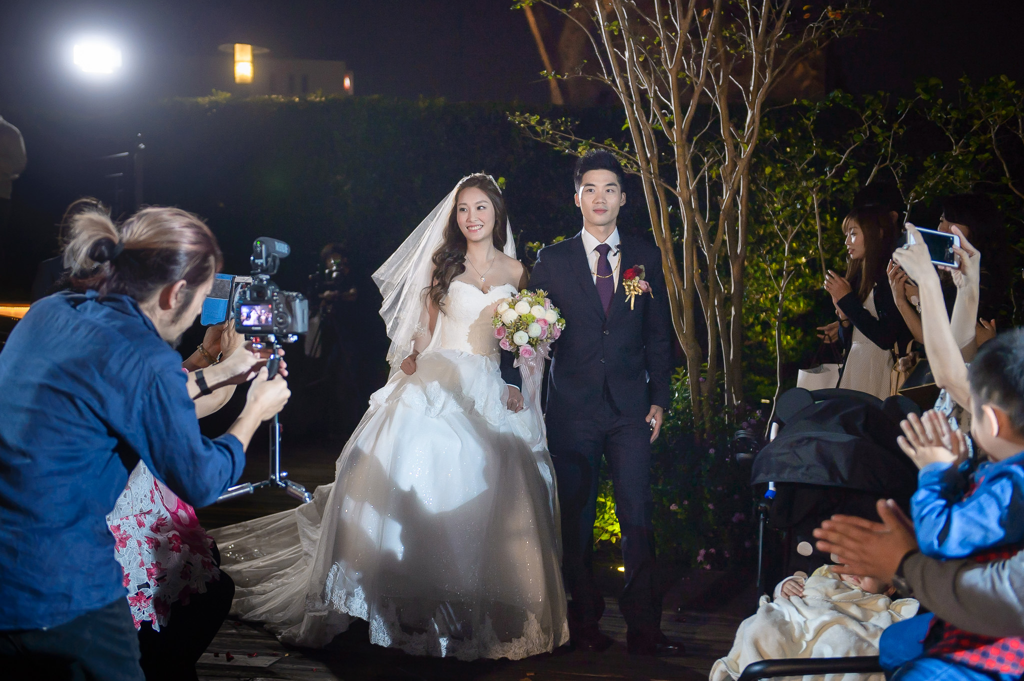 【婚攝優哥】年盈 ♥ 怡廷 – 台北維多麗亞酒店