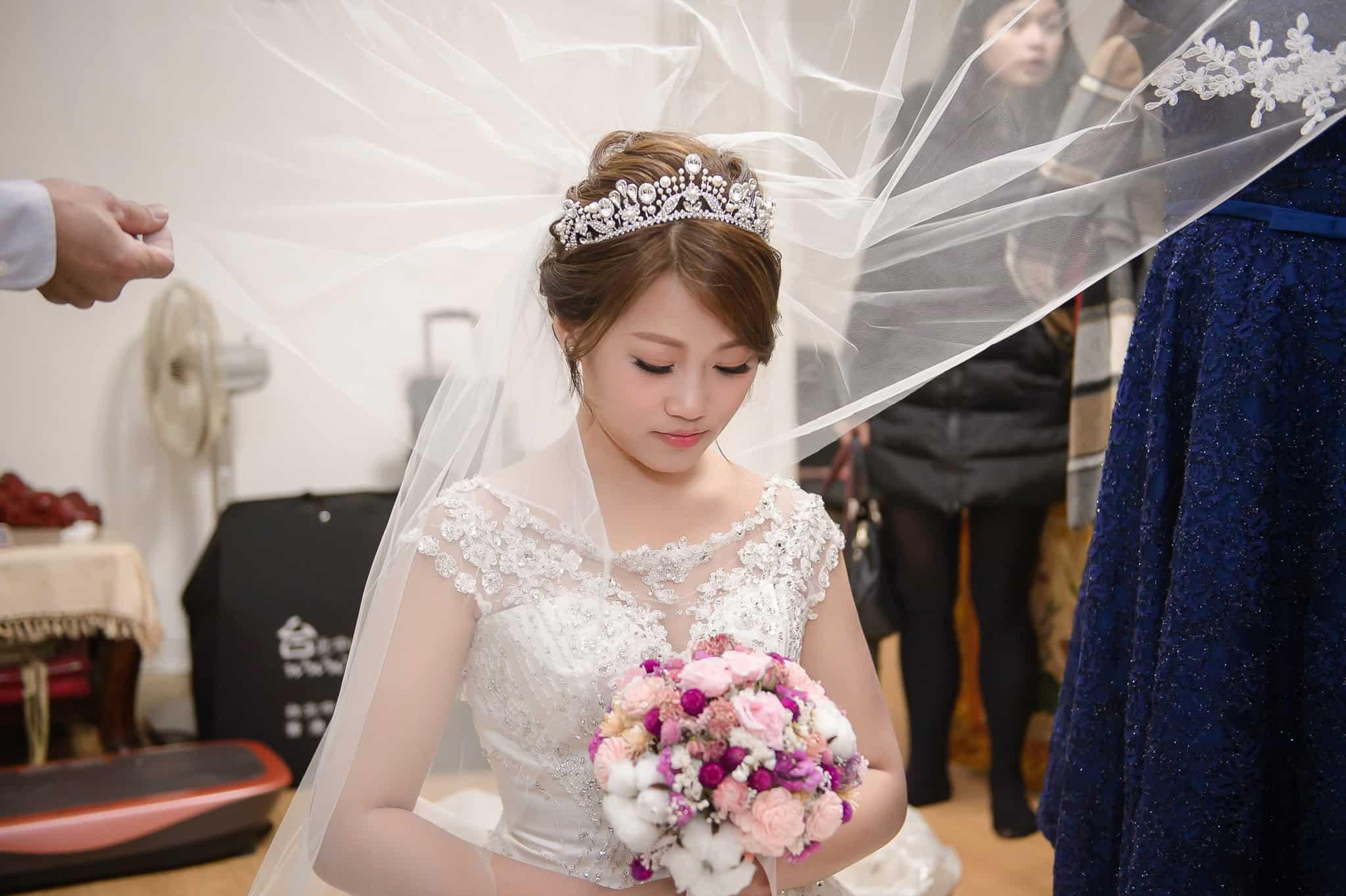 【婚攝優哥】倚豪 ♥ 湘庭 - 永和易牙居