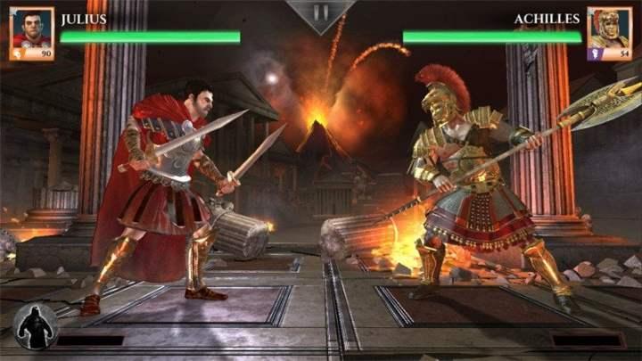 13. Gods of Rome 3