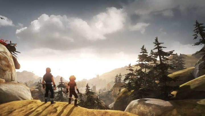 8. Brothers A Tale of Two Sons 3