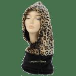 Best Winter Hat | leopard / Black