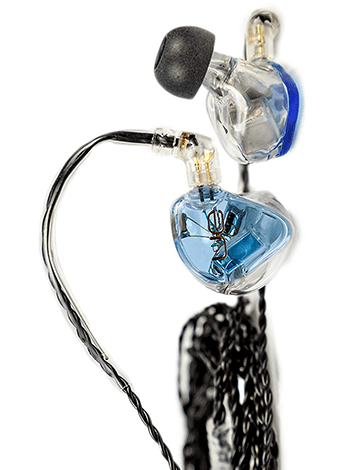 Ultimate Ears UE 5 Pro To Go Dual Driver Custom In-Ear Monitors