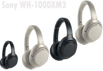 Sony WH-1000XM3 Comfortable Headphone