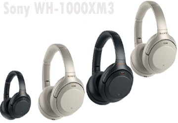 Sony WH-1000XM3 Comfortable Headphone