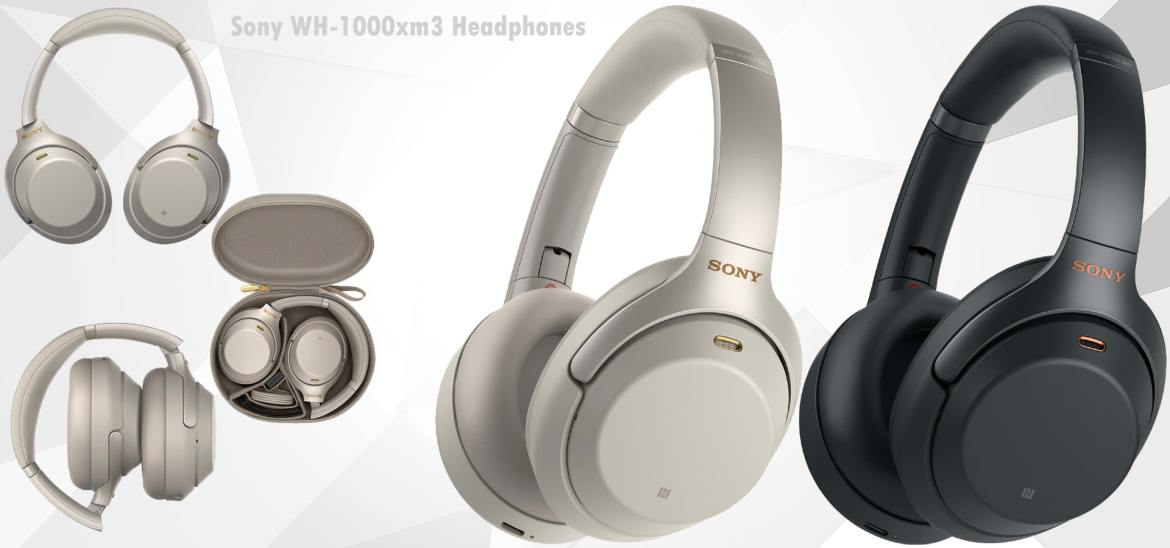 Sony WH-1000XM3 Noise Cancelling King - Wireless Over Ear