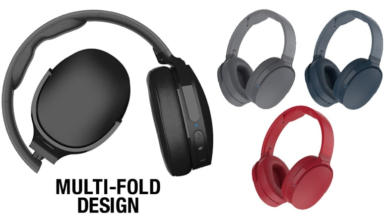Cheap Bluetooth Wireless Over-Ear Headphones