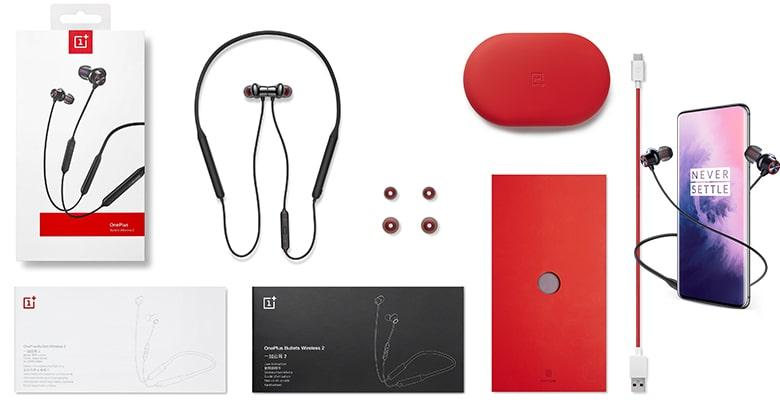 OnePlus Bullets Wireless 2 Bluetooth 5.0 True Earbuds