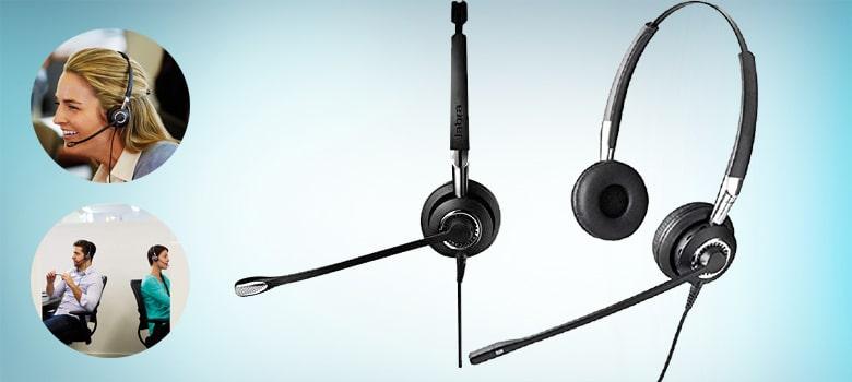 Jabra 2400 II QD Duo NC Wired Headset