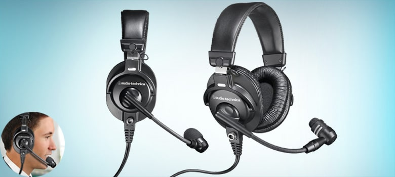 best headset with mic for recording audio and podcast
