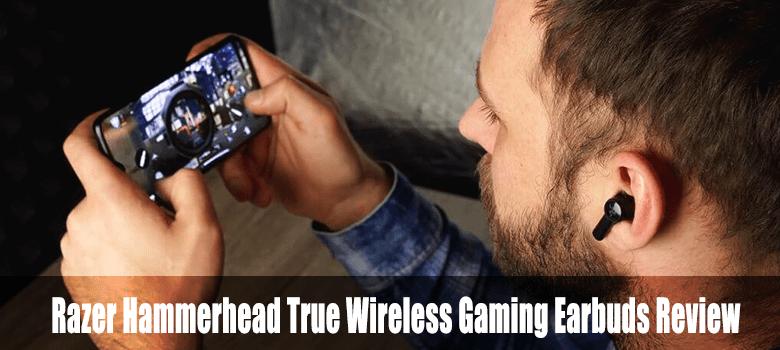 Razer Hammerhead True Wireless Earbud For Gammer