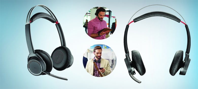 Bluetooth Headset for Office Calls