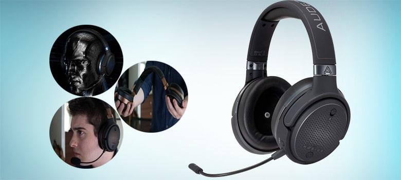 Best wireless surround sound headphones for movies