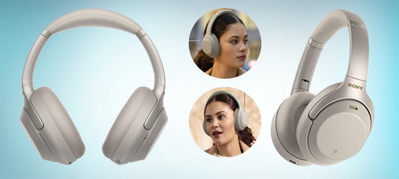 Sony WH-1000XM3 Wireless Noise-Canceling Over-Ear Headphones