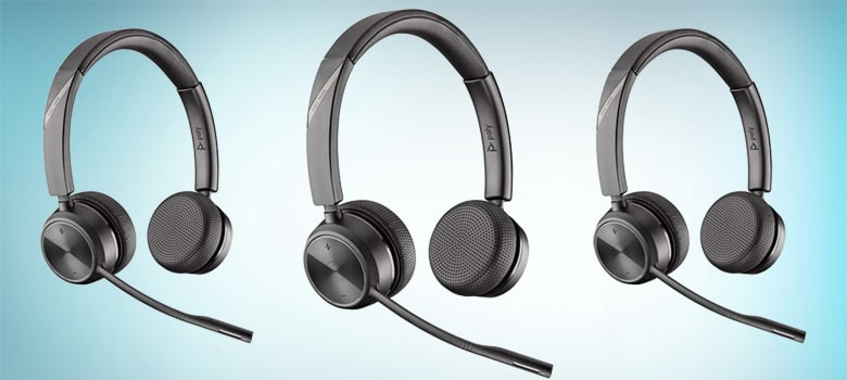 Plantronics SAVI 7220 Office best headset for deskphone and VoIP Calls