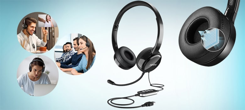 cheap USB Headset with mic