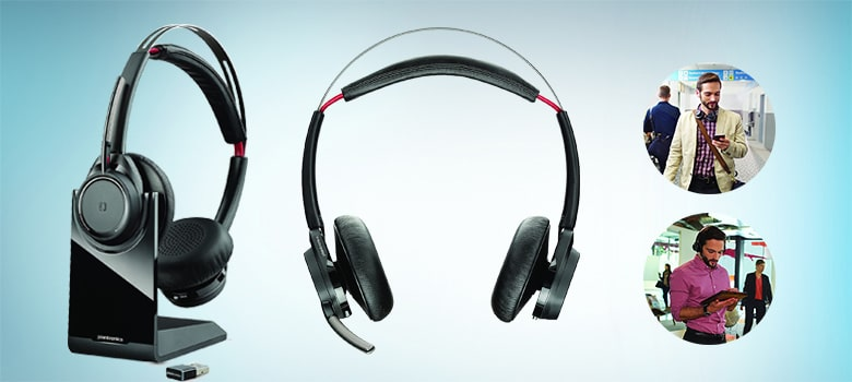 Wireless Headsets for Call Center Customer Service Agents