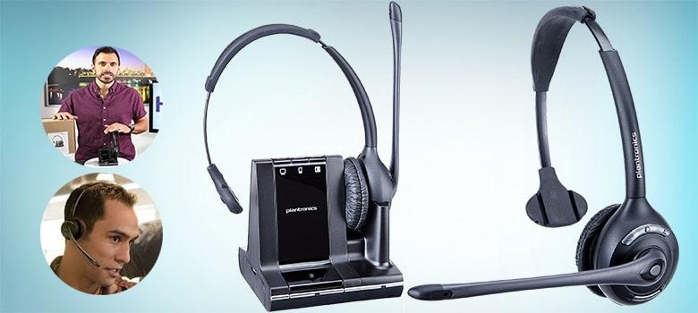 best wireless headset for call center