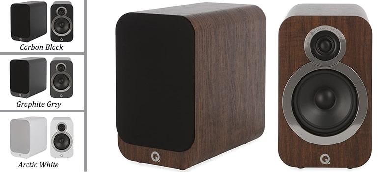 best bookshelf speakers under 3000 dollars