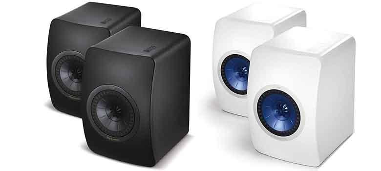 KEF LS50 Mini Monitor- best Bookshelf Speakers