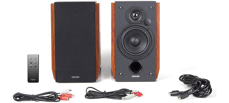 Best Budget Wireless Bluetooth Bookshelf Speakers