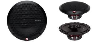 3-way coaxial speakers