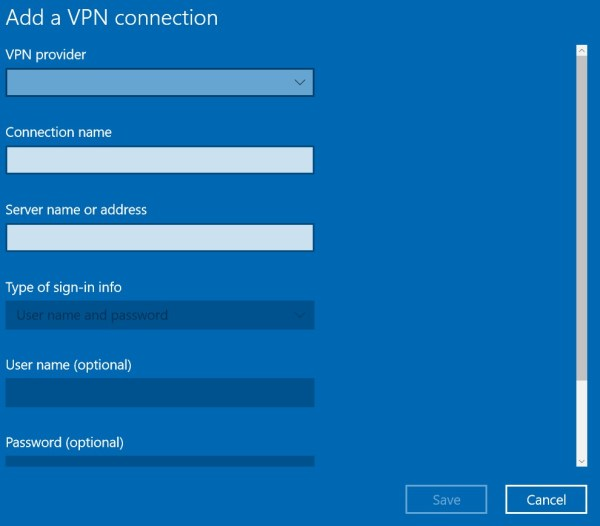 How To Set Up A VPN On Windows 10 | Connecting VPN In ...