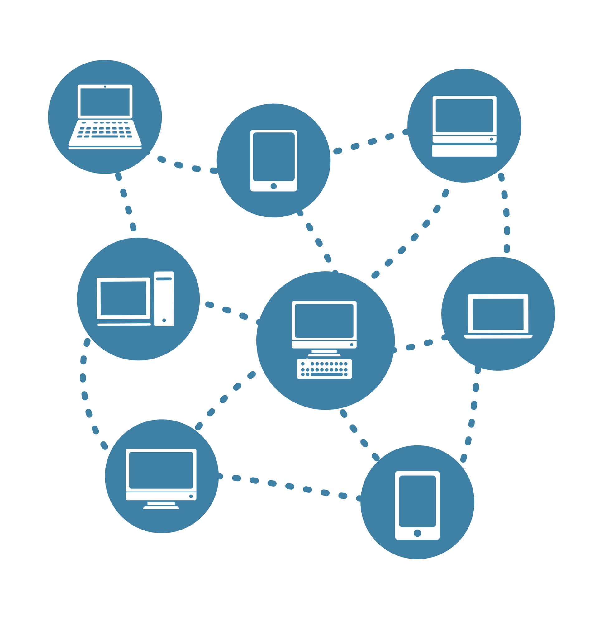 Resultado de imagen para mesh network