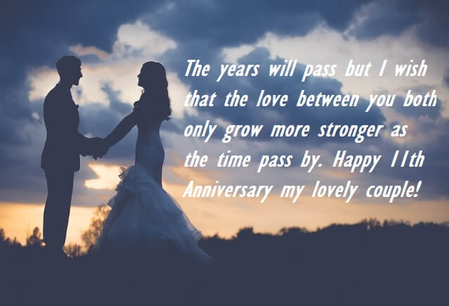 11th Marriage Anniversary Wishes Quotes Images Best Wishes