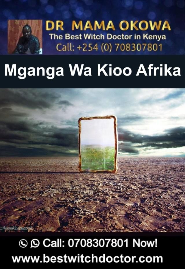 Mganga Wa Kioo Afrika