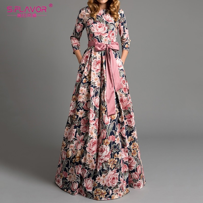 Bohemian Dresses - A Formal Wedding Dress