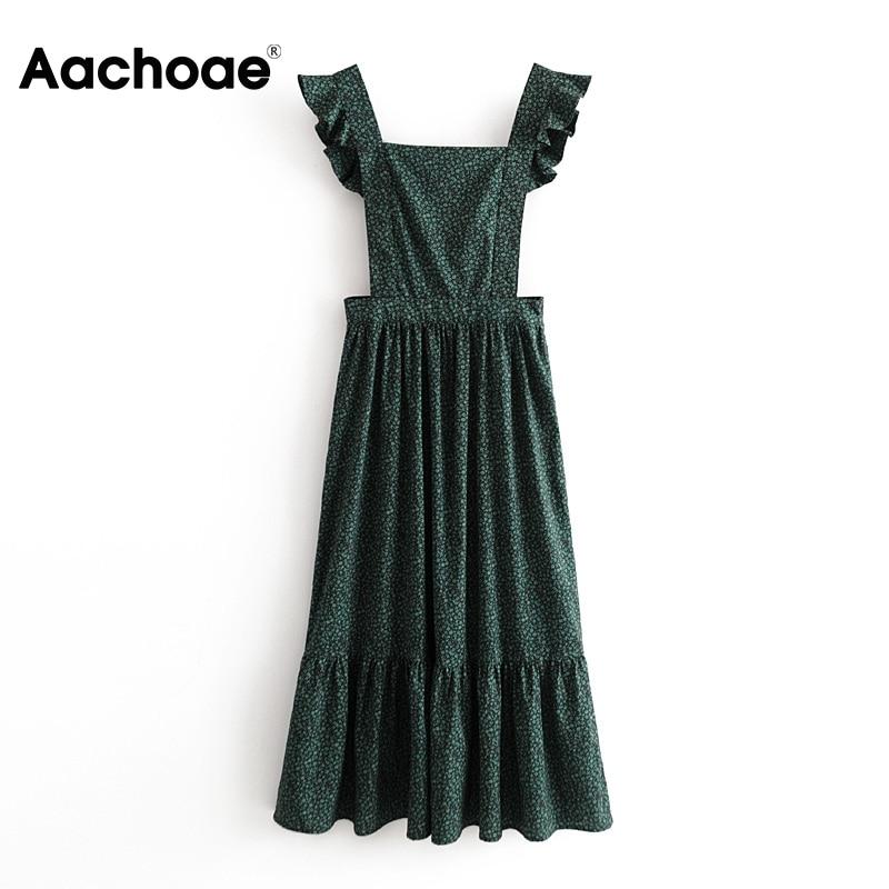 Backless Dress, casual dresses, Floral Dress, Long Dresses, Print Dress, Sleeveless Dress