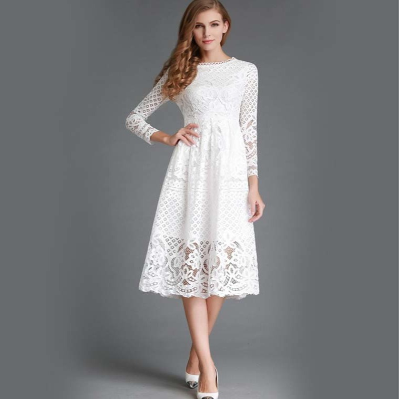How to Choose White Summer Dresses