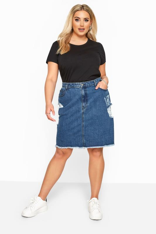 Adding Style With Plus Size Skirts