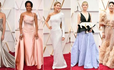 The Different Colors of Red Carpet Dresses