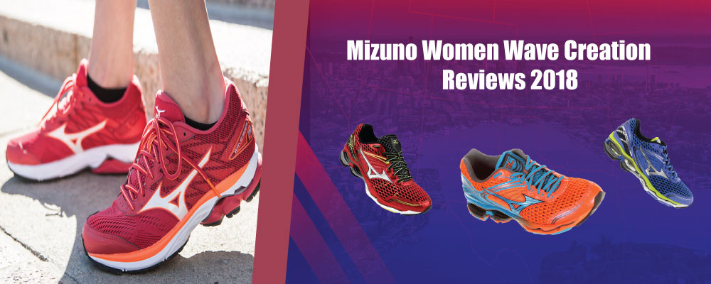 52b39d241e21 Best Mizuno Wave Creation Women's Running Shoes Reviews 2019 Buyer Guide