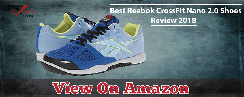 Reebok Women's Crossfit Nano 2.0 Review Best Shoes